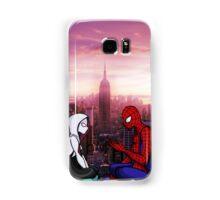 Spider-Gwen & Spider-Man Samsung Galaxy Case/Skin