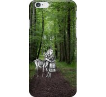 Wondering Alice iPhone Case/Skin