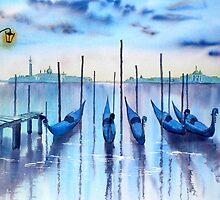Notte Lucente by Glenn  Marshall