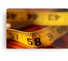 Measures Metal Print