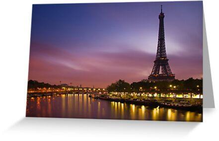 Paris, France. by Luka Skracic