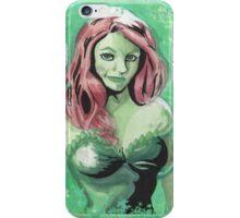 Poison Ivy! iPhone Case/Skin
