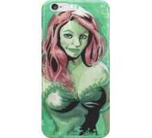 Poison Ivy! iPhone Case/Skin