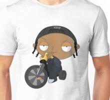 A$AP Rocky vs. Stewie  Unisex T-Shirt