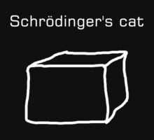 Schrödinger's cat One Piece - Long Sleeve