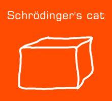 Schrödinger's cat Kids Clothes