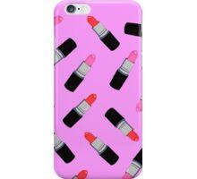 Mac Lipstick Phone Cover Pink iPhone Case/Skin