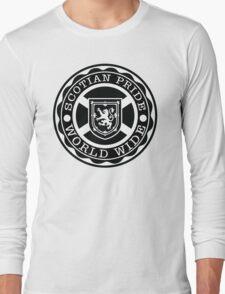 Nova Scotia Pride World Wide Long Sleeve T-Shirt