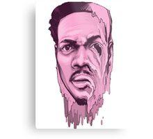Chance the Acid Rapper Metal Print