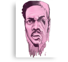 Chance the Acid Rapper Metal Print
