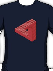 Escher Toy Bricks T-Shirt