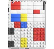 Mondrian Toy Bricks iPad Case/Skin