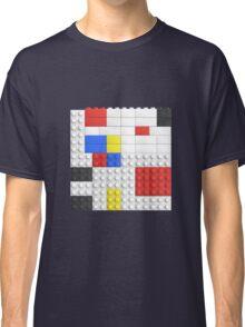 Mondrian Toy Bricks Classic T-Shirt