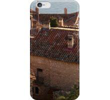 Village Of Eze France iPhone Case/Skin