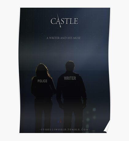 CASTLE POSTER Poster