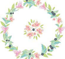 March wreath by vasylissa