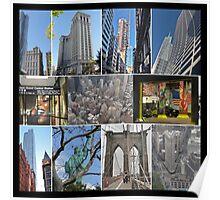 New York Impressions Poster
