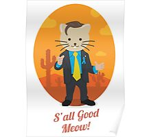 S'all Good Meow! Poster