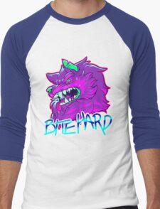 BITE HARD Men's Baseball ¾ T-Shirt