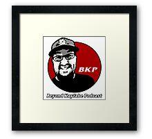 Beyond Kayfabe Podcast - Kentucky Fried Framed Print