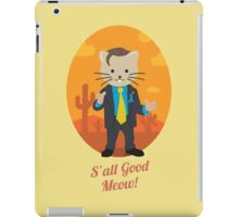 S'all Good Meow! iPad Case/Skin