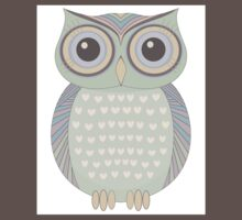 One Cool Owl Kids Clothes