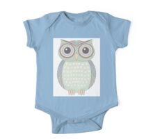 One Cool Owl One Piece - Short Sleeve