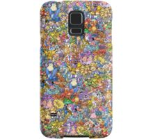 Gotta wear 'em all! Samsung Galaxy Case/Skin
