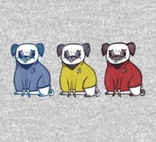 Pug Trek by yunnn