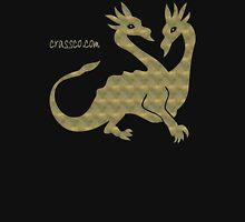 twin dragons Unisex T-Shirt