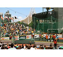 Homeless World Cup Photographic Print