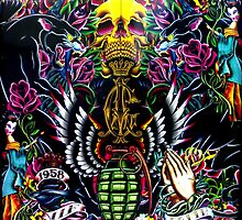 Ed Hardy Shop in Melbourne by trev4000