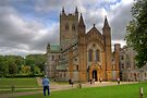 Buckfast Abbey by DonDavisUK