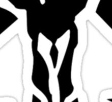 Mythosaur Skull Sticker
