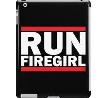 Hunger Games - Run Firegirl iPad Case/Skin