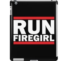 Hunger Games - Run Firegirl iPad Case/Skin