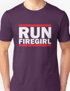 Hunger Games - Run Firegirl T-Shirt