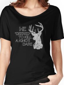 Dare Me Women's Relaxed Fit T-Shirt