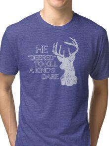 Dare Me Tri-blend T-Shirt