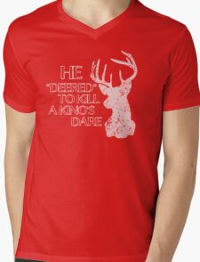 Dare Me Mens V-Neck T-Shirt