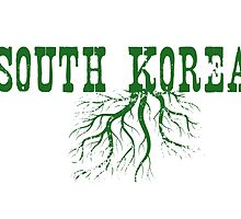 South Korea Roots by surgedesigns
