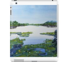 Blue Gill Spot iPad Case/Skin