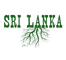 Sri Lanka Roots Photographic Print