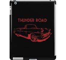 Thunder Road iPad Case/Skin
