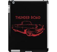 Thunder Road iPad Case/Skin