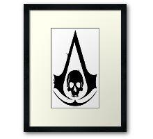 Assassin's Creed Skull Framed Print