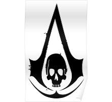 Assassin's Creed Skull Poster