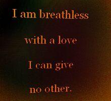 breathless by lloydwakeling
