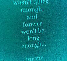 my love by lloydwakeling