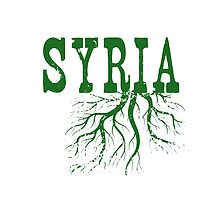 Syria Roots by surgedesigns